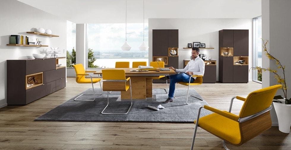 speisen m bel urban. Black Bedroom Furniture Sets. Home Design Ideas