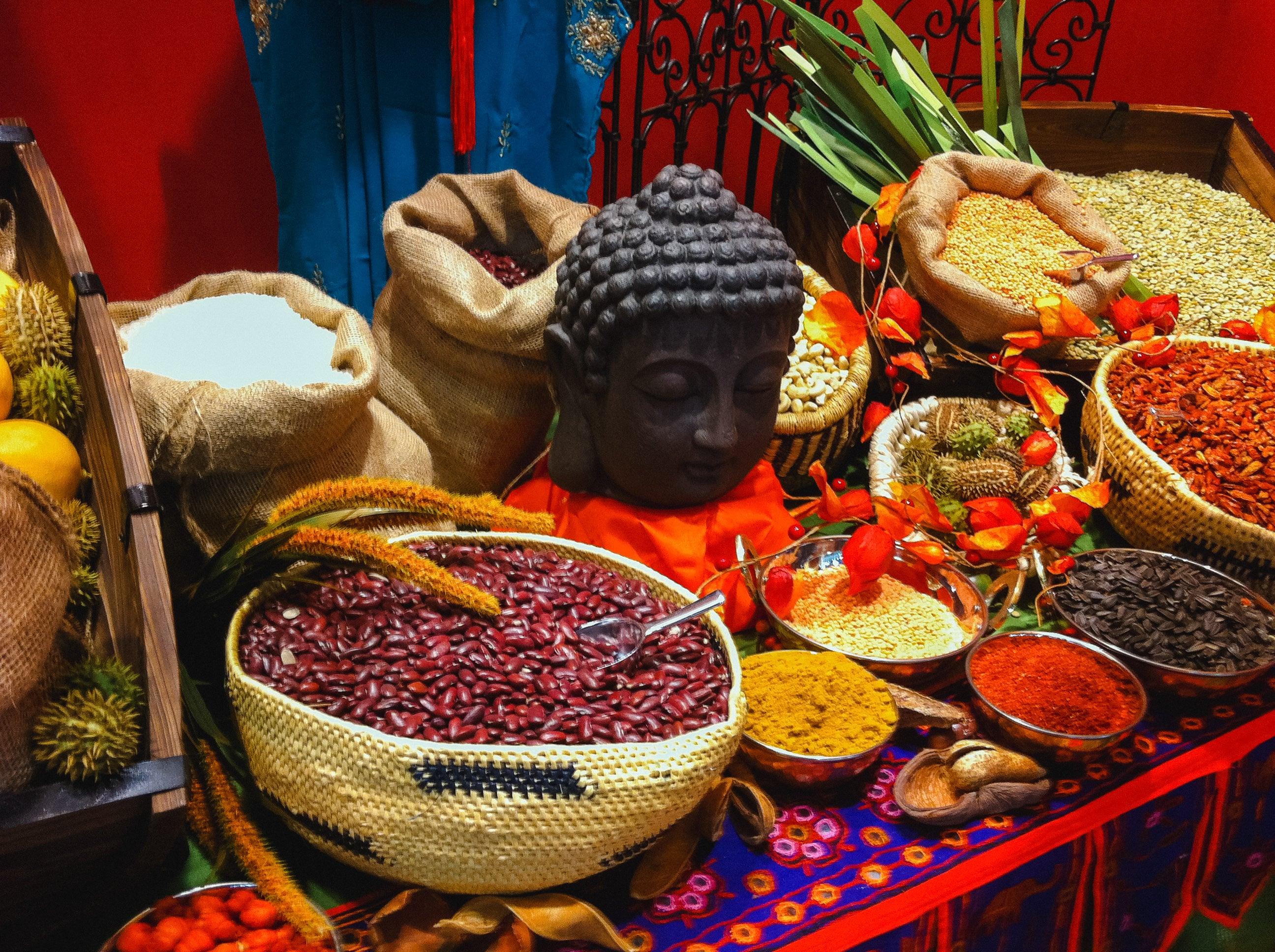 Goa – Indische Küche – Möbel Urban