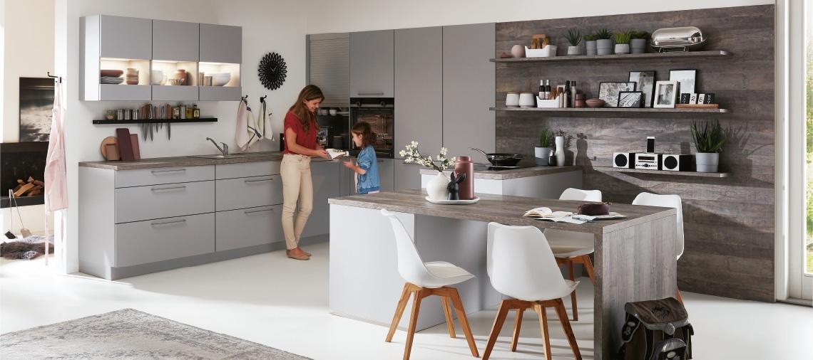 Designküchen bei Möbel Urban extrem günstig!
